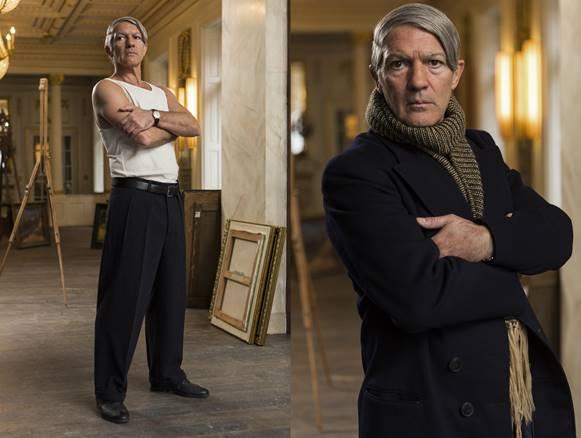 Genius: National Geographic apresenta primeiras imagens de Antonio Banderas como Picasso