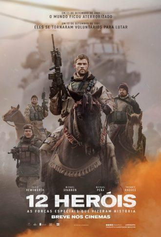 Cinema: 12 Heróis