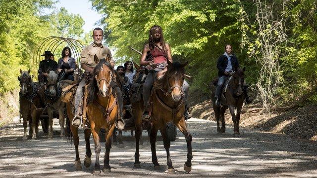 The Walking Dead: A New Beginning (9x01)
