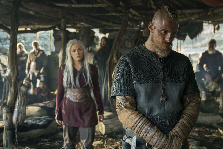 Segunda parte da 5ª temporada de Vikings estreia em novembro