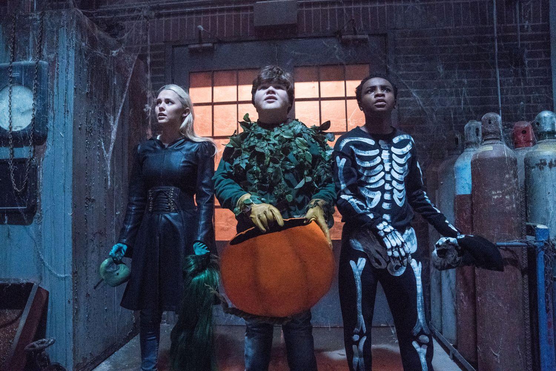 Cinema: Goosebumps 2 - Halloween Assombrado