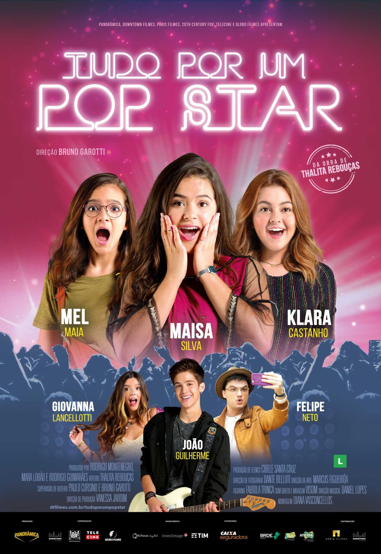 Cinema: Tudo Por Um Popstar