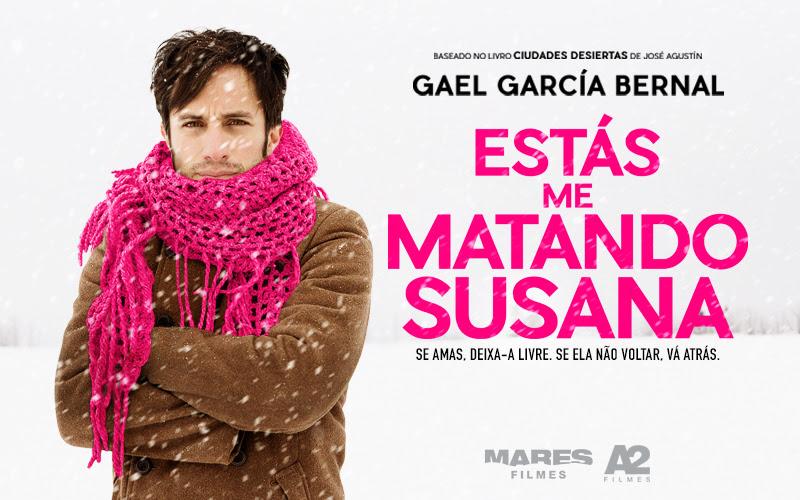 Cinema: Estás me matando Susana