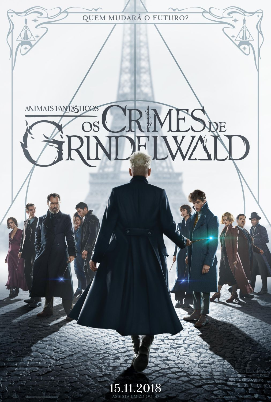 Os Crimes de Grindelwald ganha novo poster