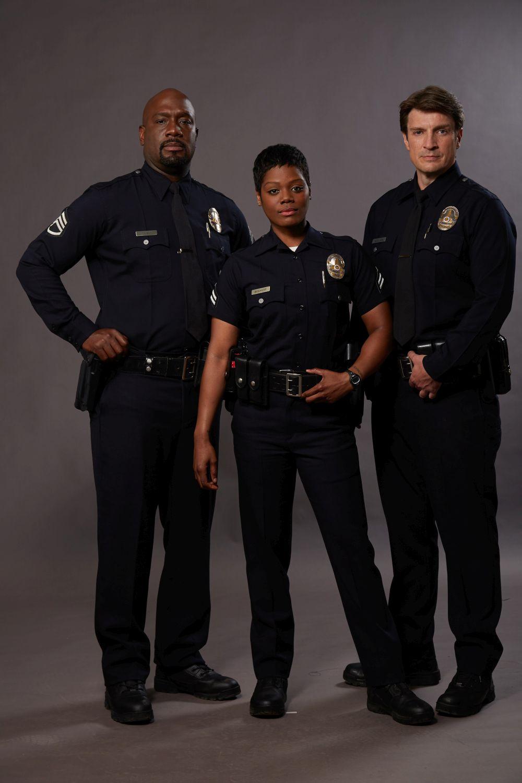 The Rookie, nova série do maravilhoso Nathan Fillion, estreia em novembro no Universal TV
