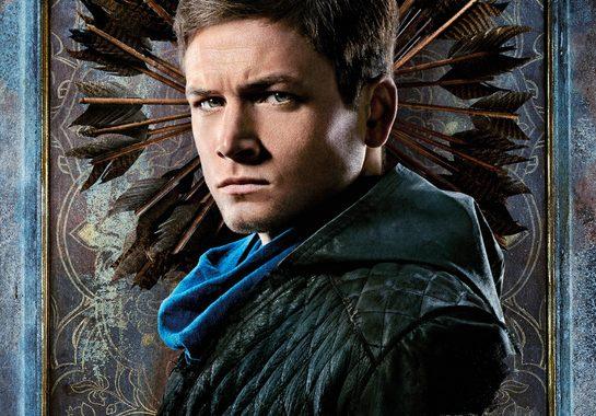 Cinema: Robin Hood - A Origem (o filme, o hambúrguer e o Cabify)