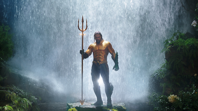 Cinema: Aquaman