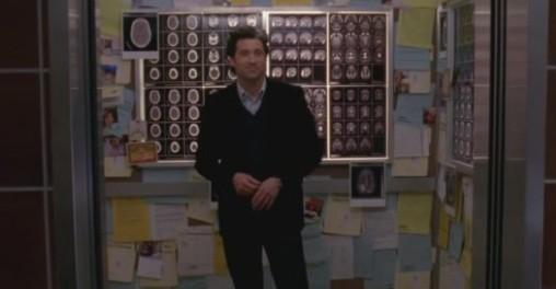 Grey's Anatomy Yle Elevator Love Letter