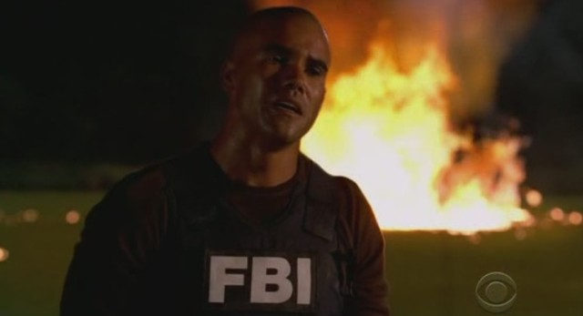 Criminal Minds Mayhem Derek Morgan