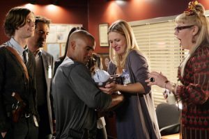 Criminal Minds s04e11 Normal Morgan JJ