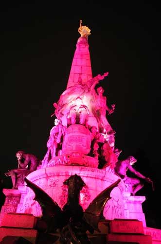 Outubro Rosa em Porto Alegre