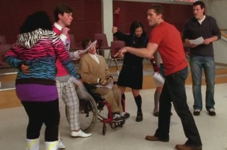 Glee Showmance 01x02