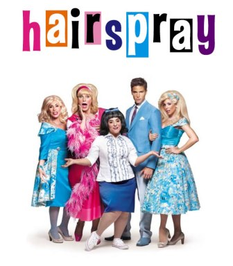 Hairspray no Teatro Abril