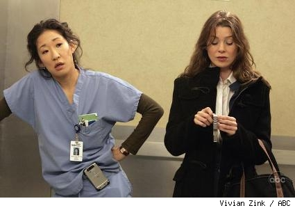 Eu e Grey's Anatomy