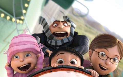 Cinema: Filmes de criança tem de ter graça para criança