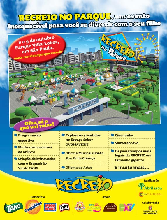 Recreio No Parque