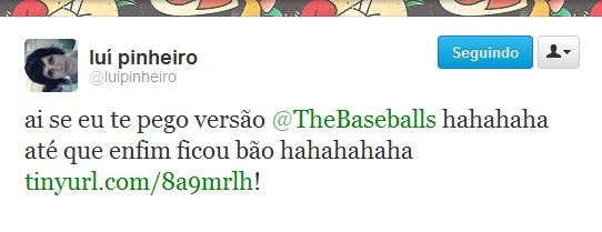 Ai Se Eu Te Pego versão The Baseballs
