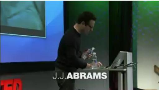 JJ Abrams e a caixa de mistérios