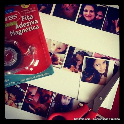 Faça você mesmo: imãs com suas fotos do Instagram