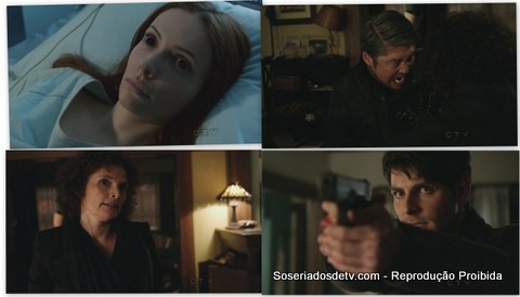 Grimm: Woman in Black (01x22) nick's mother