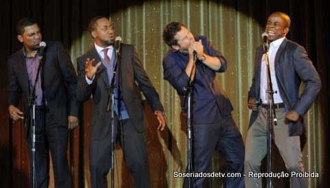 psych lets doo wop it again shawn tony drake gus