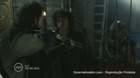 falling skies love and others acts of courage tom skitter rick