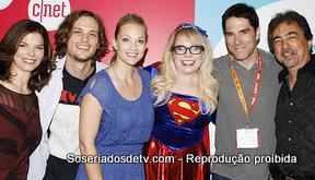 criminal minds season 8 oitava temporada spoilers novidades foto na Comic Con - direitos de imagem da CBS