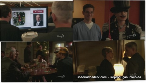 NCIS Up In Smoke 9x23 gibbs abby ryan