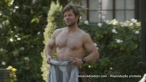 body of proof identity s2e17 2x17 jamie bamber sem camisa shirtless