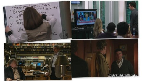The Newsroom: The Blackout, Part 1: Tragedy Porn 1x08 mack will charlie don