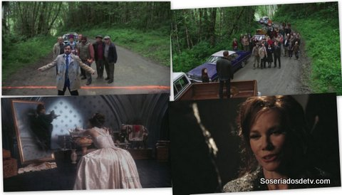 Once Upon A Time: We Are Both 2x02 cora regina