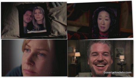 Grey's Anatomy Going Going Gone 9x01 mer cristina arizona mark