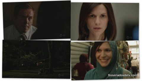 Homeland The Smile 2x01 brody carrie