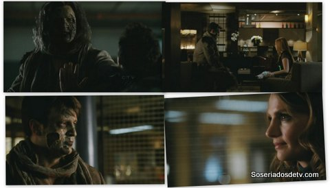 Castle: Undead Again 4x22 castle zumbi