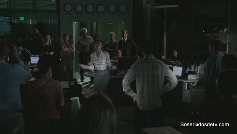 The Newsroom - The Blackout, Part 2: Mock Debate 1x09 s01e09 mack blackout