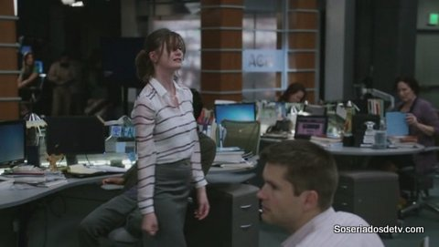 The Newsroom -  The Blackout, Part 2: Mock Debate 1x09 s01e09 mack a luz voltou