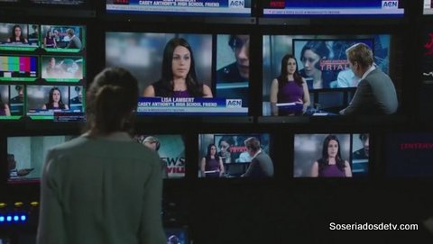 The Newsroom - The Blackout, Part 2: Mock Debate 1x09 s01e09 will e lisa