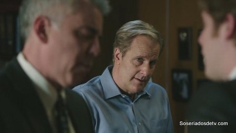 The Newsroom -  The Blackout, Part 2: Mock Debate 1x09 s01e09 will perde o debate
