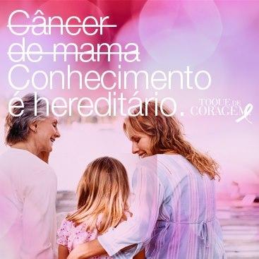 Sim, é a mamografia que faz a diferença!