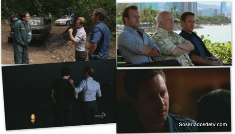Hawaii Five-O Kanalua (Doubt) 3x02 steve danno chin