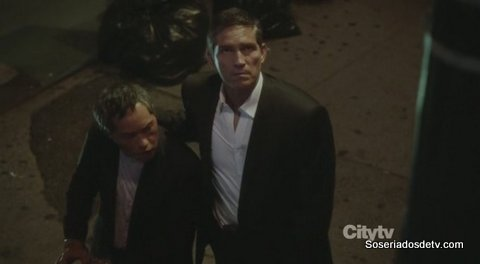 Person Of Interest The Contingency 2x01 john