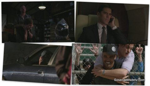 Criminal Minds - The Apprenticeship 8x6 s08e06 reid morgan