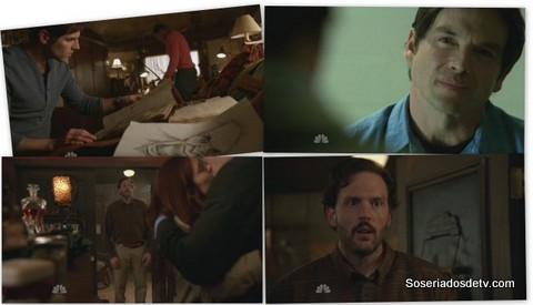 Grimm: To Protect and Serve Man 2x11