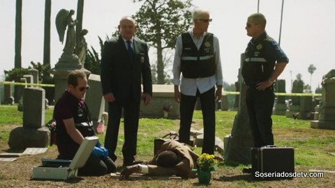 CSI: Fallen Angels 13x7 s13e07 db russel brass nick