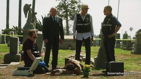CSI: Fallen Angels 13x7 s13e07 db russel brass nick