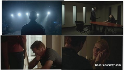 Homeland: In Memoriam (2x11)
