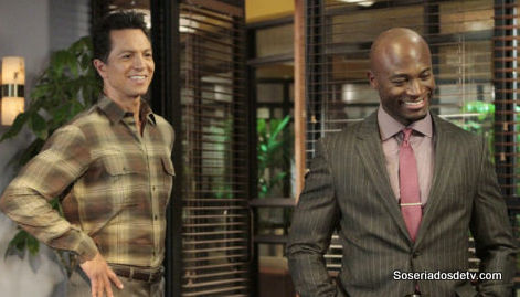 private practice sam and jake