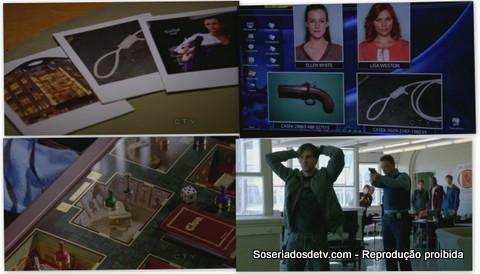CSI:NY. : CLUE (9×07)