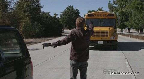 Criminal Minds: The Wheels on the Bus (8x8)