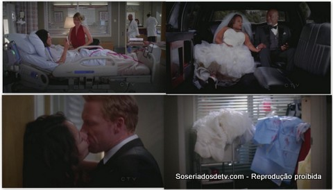 Grey's Anatomy: Run, Baby, Run (9x9)